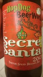 hopdog secret santa