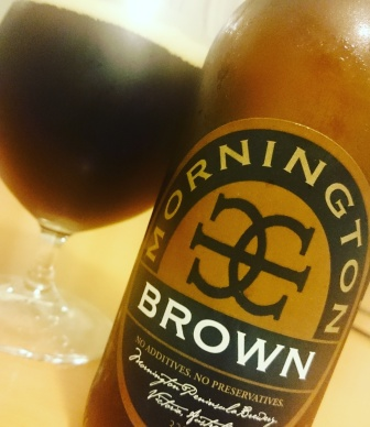 mornington brown